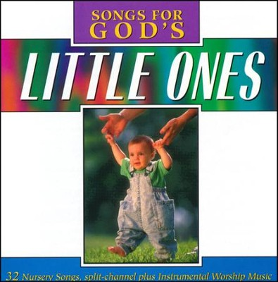 Songs For God's Little Ones, S/C Acc.CD  -     By: Joseph Linn