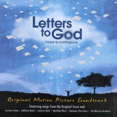 Letters To God: Original Motion Picture Soundtrack CD   -