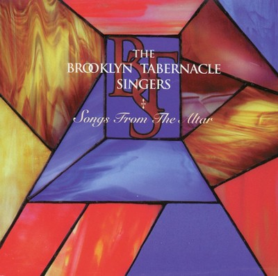 Songs From The Altar CD   -     By: Brooklyn Tabernacle Singers