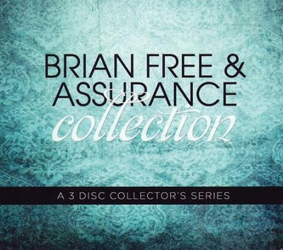 Brian Free & Assurance Collection 3CD Set   -     By: Brian Free & Assurance
