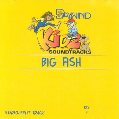 Big Fish, Accompaniment CD   -     By: Kidz
