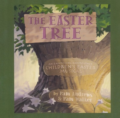 The Easter Tree, Stereo CD   -     By: Pam Andrews, Pam Walker
