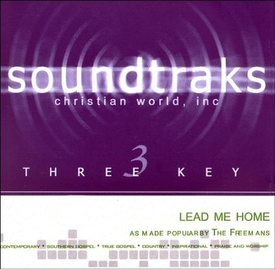 Lead Me Home Acc, CD  -     By: The Freemans