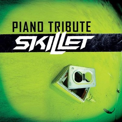 Piano Tribute: Skillet CD  -