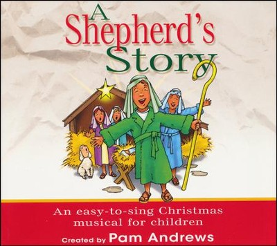 Shepherd's Story, A, Stereo CD  -     By: Pam Andrews