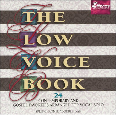 The Low Voice Book, Split-Channel 2-CD Set   -     By: Ken Bible