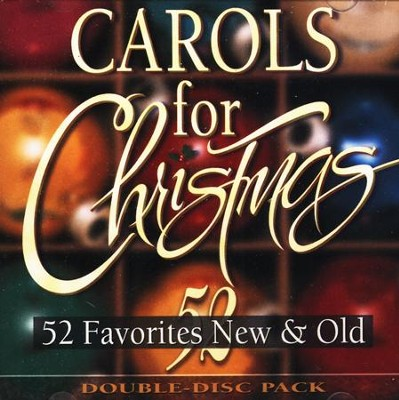 Carols For Christmas, Double Stereo CD  -     By: Tom Fettke, Ken Bible