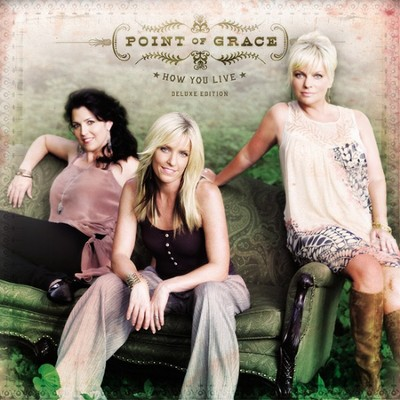 How You Live, Deluxe Edition CD   -     By: Point of Grace