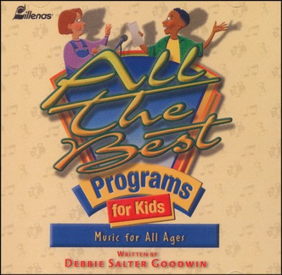 All The Best Programs For Kids, Sp/Trx CD  -