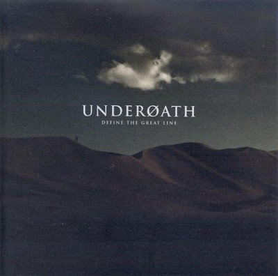 Define The Great Line CD   -     By: Underoath