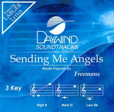Sending Me Angels   -     By: The Freemans