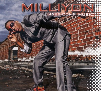 Mass-Comm Music CD   -     By: Milliyon