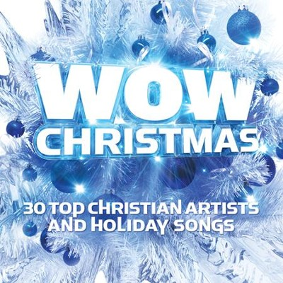 WOW Christmas (Blue)   -     By: Various Artists