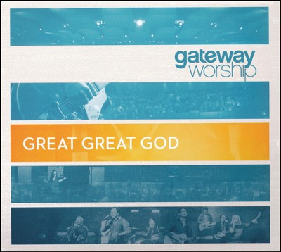 Great Great God (feat. David Moore)  [Music Download] -     By: Gateway Worship