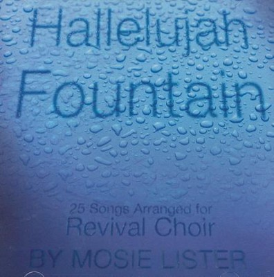 Hallelujah Fountain, Stereo CD  -