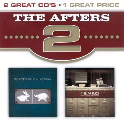 I Wish We All Could Win/Never Going Back To OK CD   -     By: The Afters
