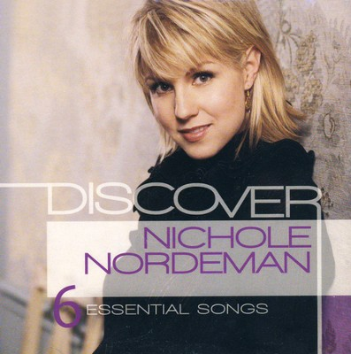 Discover: Nichole Nordeman CD   -     By: Nichole Nordeman