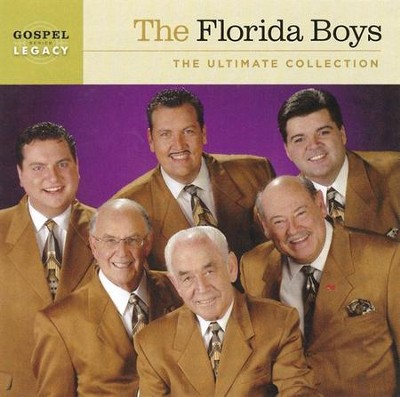 The Ultimate Collection CD   -     By: The Florida Boys