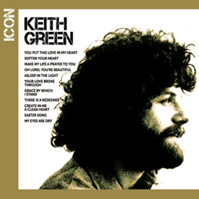 Icon: Keith Green   -     By: Keith Green
