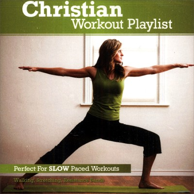 Christian Workout Playlist: Slow Paced   -