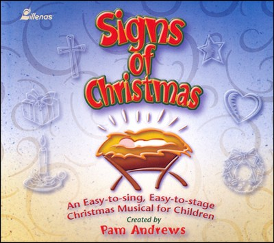 Signs Of Christmas, Stereo CD  -     By: Pam Andrews