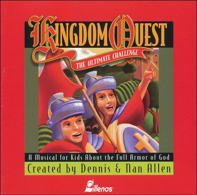 Kingdom Quest, Stereo CD  -     By: Nan Allen, Dennis Allen