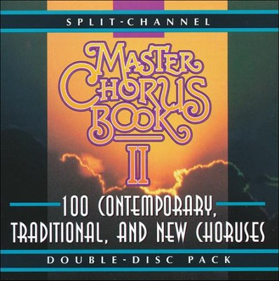 Master Chorus Book II, Split-Channel 2-CD Set   -     By: Ken Bible