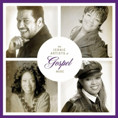 The Iconic Artists of Gospel Music   -     By: Various Artists