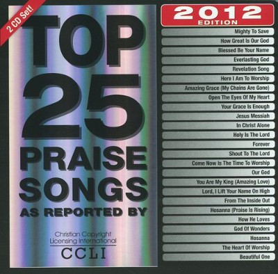 Top 25 Praise Songs, 2012 Edition   -     By: Maranatha! Praise Band