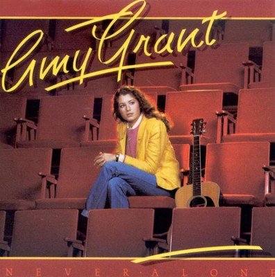 Never Alone, Remastered CD   -     By: Amy Grant