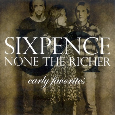 Early Favorites CD   -     By: Sixpence None The Richer