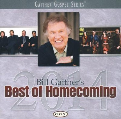 Bill Gaither's Best of Homecoming 2014   -     By: Bill Gaither, Gloria Gaither, Homecoming Friends