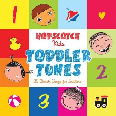 Hopscotch Kids- Toddler Tunes   -     By: Kids Choir