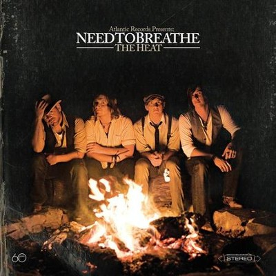 The Heat CD   -     By: NEEDTOBREATHE