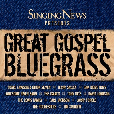 Singing News Presents: Great Gospel Bluegrass CD   -     By: Various Artists