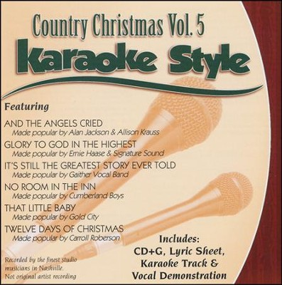 Country Christmas (Volume 5)   -