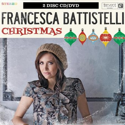 Christmas CD/DVD   -     By: Francesca Battistelli