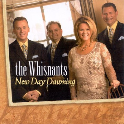 New Day Dawning CD   -     By: The Whisnants