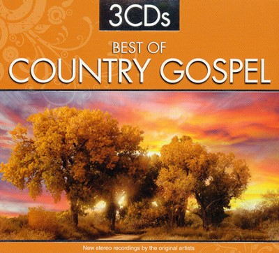Best of Country Gospel (3 Disc Set)   -