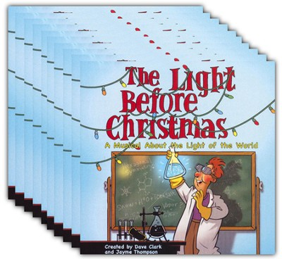 Light Before Christmas, The, Bulk CDs  -     By: Dave Clark, Jayme Thompson
