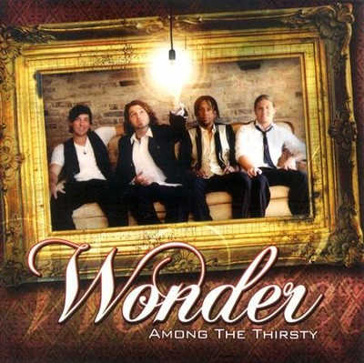 Wonder CD   -     By: Among the Thirsty