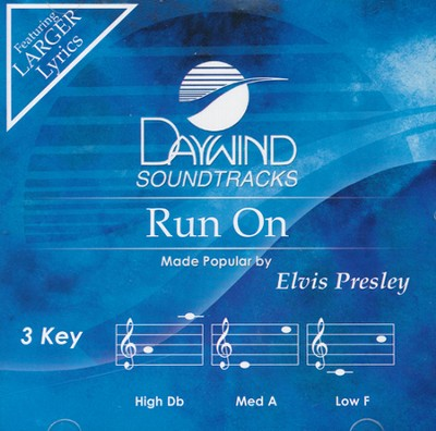Run On, Acc CD    -     By: Elvis Presley