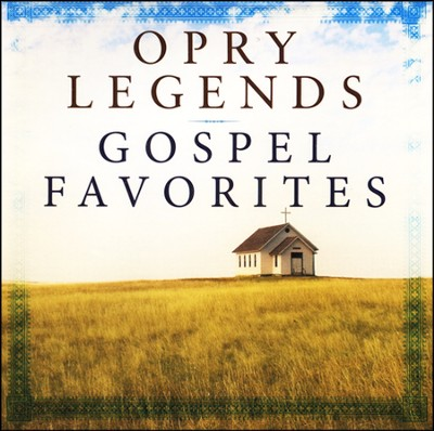 Opry Legends Gospel Favorites   -