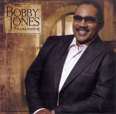 The Ambassador CD   -     By: Bobby Jones