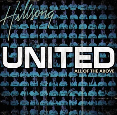 All Of The Above CD   -     By: Hillsong UNITED