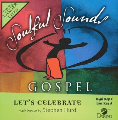 Let's Celebrate Acc, CD  -     By: Stephen Hurd