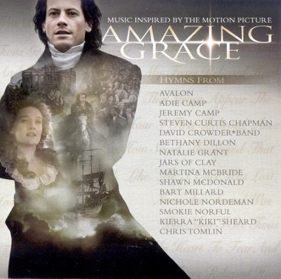 Music Inspired By the Motion Picture, Amazing Grace CD  -     By: Various Artists