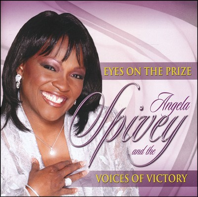 Angela Spivey: LIVE with the Voices of Victory  - Slightly Imperfect  -