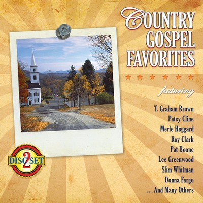 Country Gospel Favorites, Volume 1   -