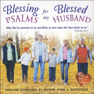 Psalms for My Blessed Husband CD  -     By: David & The High Spirit